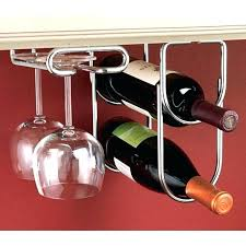 under cabinet wine glass rack ikea wine rack under cabinet wine rack under cabinet wine glass