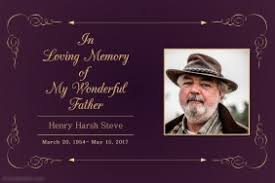 1 900 Customizable Design Templates For In Loving Memory Postermywall