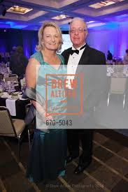 Deborah Summers with John Baker