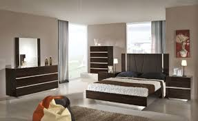italian lacquer furniture. Modrest Luxor - Italian Modern Ebony Lacquer Bedroom Set Furniture E