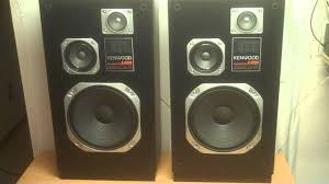 vintage kenwood speakers. vintage kenwood speakers a