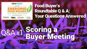 food er s roundtable q a 1 scoring a er meeting newpoint marketing