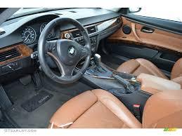 Saddle Brown/Black Interior 2007 BMW 3 Series 328i Coupe Photo ...