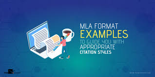 Mla Format 2019 Mla Format Examples To Guide You With Appropriate Citation Styles