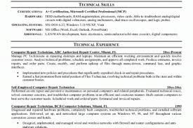Computer Repair Technician Resume Full Hd Maps Locations Another