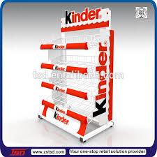 Promotional Stands Displays Adorable Tsdc32 Custom Retail Stor Floor Pop Cardboard Chocolate Display