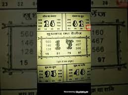 Hira Moti Satta Chart Videos Matching Heera Moti Kalyan Revolvy