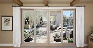 vinyl patio doors sliding patio doors