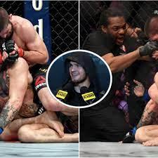 killing Conor McGregor ...