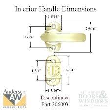 forever door handle door handle height regulations