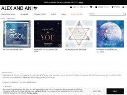 Alex and Ani   Gift Card Balance Check   Balance Enquiry, Links ...
