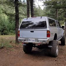 DIY Toyota Tacoma Bumper (3113) - MOVE