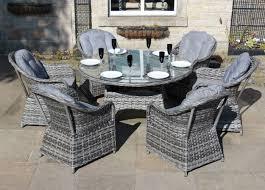 modern grey rattan garden furniture sets 9q9hfba uqqikso