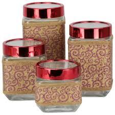 Bellavita <b>Набор банок для сыпучих</b> продуктов 272 — купить по ...