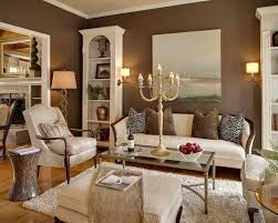 Brown Walls With Cream trim-Chocolate brown sable by sherwin Williams, love  the wall