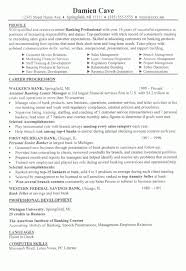 investment banking resume sample skills section of resume examples