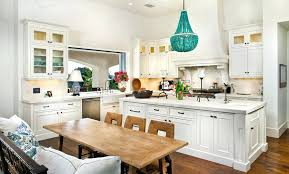 kitchen lighting pendants. Kitchen Chandelier White With Turquoise Over Island  Lighting Pendants Kitchen Lighting Pendants