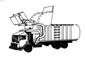 Small Picture Garbage Truck Coloring Pages for Kids Download Print Online