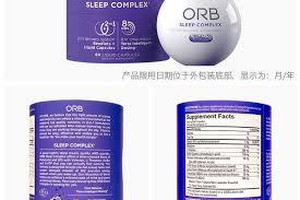 「ORB Sleep Complex 120 Liquid Capsules」的圖片搜尋結果