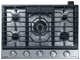 white glass gas cooktop 30 built in missing burner cap chef collection inch 30 inch white gas cooktop