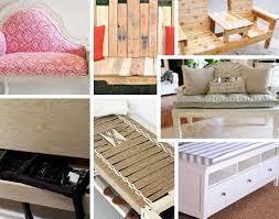 77 DIY Bench Ideas  Storage, Pallet, Garden, Cushion