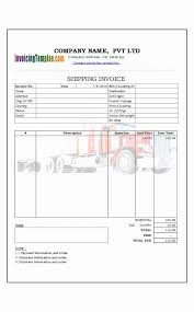 77 New Trucking Company Invoice Sample With Gallery Www