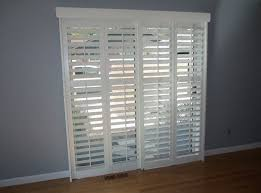 double pane sliding glass patio doors with built in blinds
