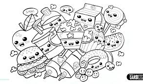 Coloring Pages Kawaii Cat Coloring Pages Cats Happy World Black