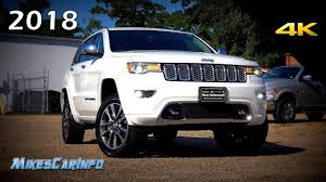 2018 jeep android auto. simple jeep 2018 jeep grand cherokee overland  ultimate indepth look in 4k intended jeep android auto