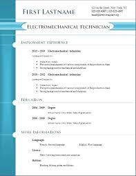 Free Resume Templates Download Simple free resume templates download pdf mmventuresco