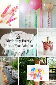 party ideas for s