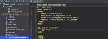 WebStorm 2016.2: Drag files into HTML and quotes style | WebStorm Blog
