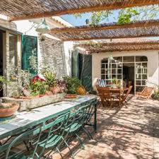 brick patio ideas. Tuscan Brick Patio Container Garden Photo In Catania-Palermo With A Pergola Ideas