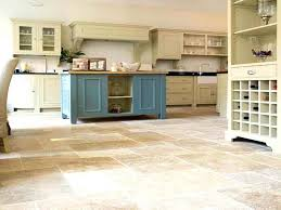 best flooring for kitchen and hallway floor ideas tile with cherry cabinets at home
