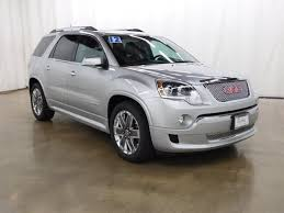 gmc acadia 2012 for sale. Simple For 2012 GMC Acadia Denali SUV Throughout Gmc For Sale D