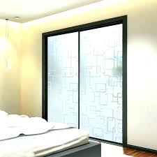 sliding glass door mirror tint removable window home privacy
