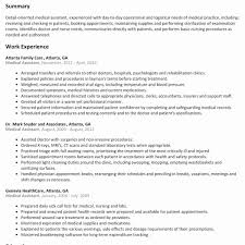 High School Student Resume Template No Experience Best 36
