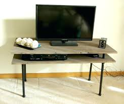 diy corner tv stands stand from diy corner tv stand instructions