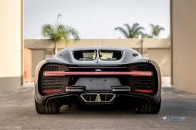 Bugatti Chiron Hellbee - Protective Film Solutions