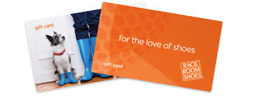 gift cards are always a perfect fit when you give a rack room shoes gift card you give a special person in your life the plere of fort and style