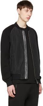 mackage black granger er jacket men mackage wool jacket with leather sleeves mackage bag