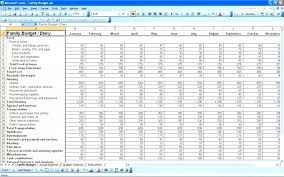 Budget Sheet In Excel 15 Budget Spreadsheet Excel Invoice Template