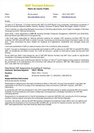 Sap Bpc Resume Samples 60 Sap Fico Resume Resume For Sap Developer Cover Letter SBpc 55