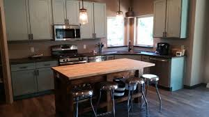 Blue Painted Kitchen Cabinets Kitchen General Finishes Milk Paint Kitchen Cabinets With Grey