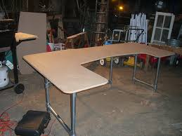 Desk with Legs On