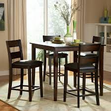 homelegance griffin piece counter height dining table set