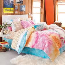 Tie dye bed sheets! My color choices would be blue, orange and ... & Tie dye bed sheets! My color choices would be blue, orange and green.    Apartment   Pinterest   Tie dye bedding, Blue orange and Bedrooms Adamdwight.com
