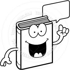940x940 cartoon picture of books group 78