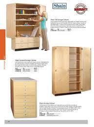 Maple Storage Cabinet Shain General Storage Cabinet 60w X 22d X 84h Maple Door Earth