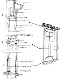 exterior door jamb detail. Image Result For Cross Section Of Exterior Door Jamb Detail